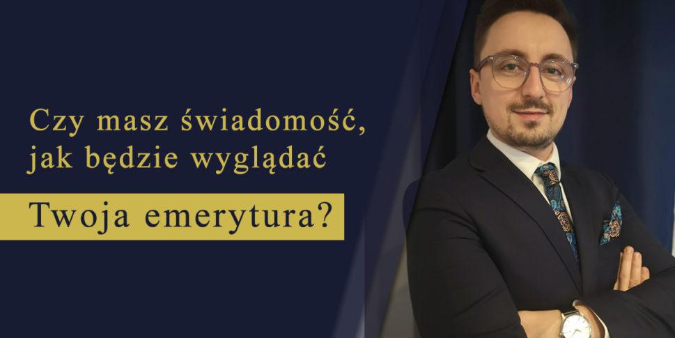 Emerytura Marcin Muzykiewicz
